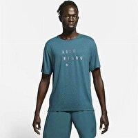 Nike M Nk Rn Dvn Df Mıler Top Ss Gx Erkek Koşu T-shirt