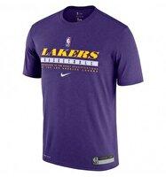 Nıke Lal M Nk Tee Es Prtc Gpx Ss Erkek Basketbol T-shirt